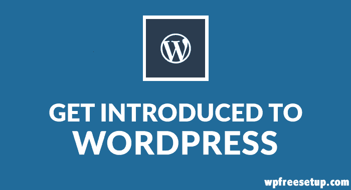 Get Introduced To WordPress Here – For Beginners