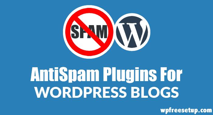 AntiSpam Plugins For WordPress