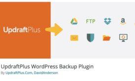 2 Popular Ways to Backup WordPress Blog (Including Best Backup Plugins)