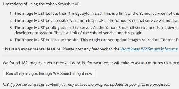 Smsuh.it wordpress plugin