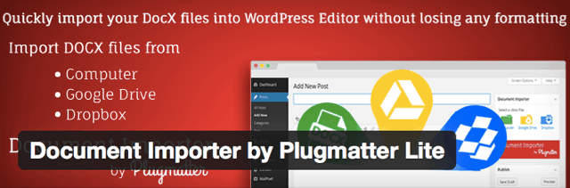 How To Import .docx File (Word File) In WordPress With Plugin