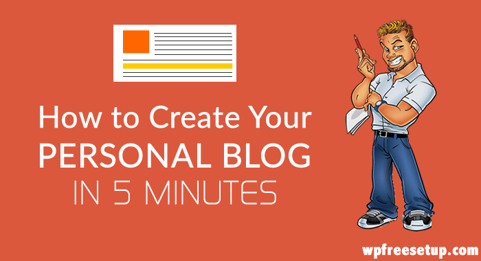 Create Personal Blog