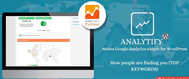 Analytify WordPress plugin