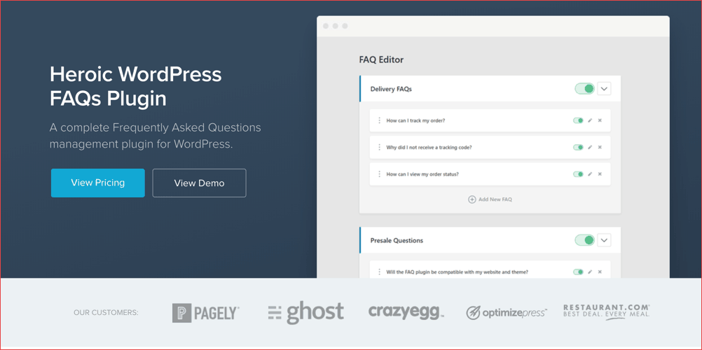 4 Best WordPress FAQ Plugins To Use in 2020 (Updated List)