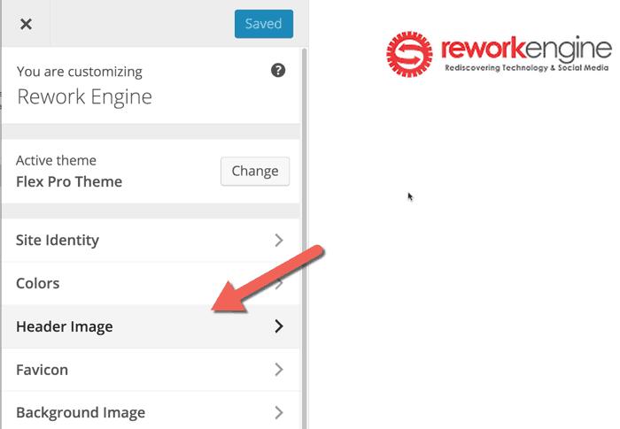 Adding logo to WordPress theme