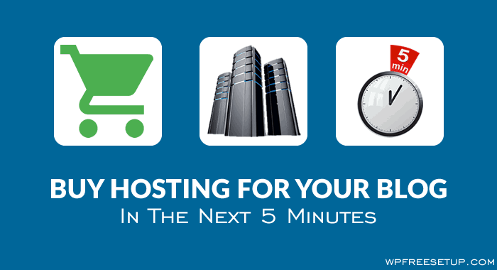 Buy Best Hosting For Blog