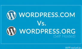 WordPress.com vs. WordPress.Org Blog (Self Hosted)