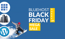 Bluehost Black Friday & Cyber Monday Discount 2017 (LIVE*)