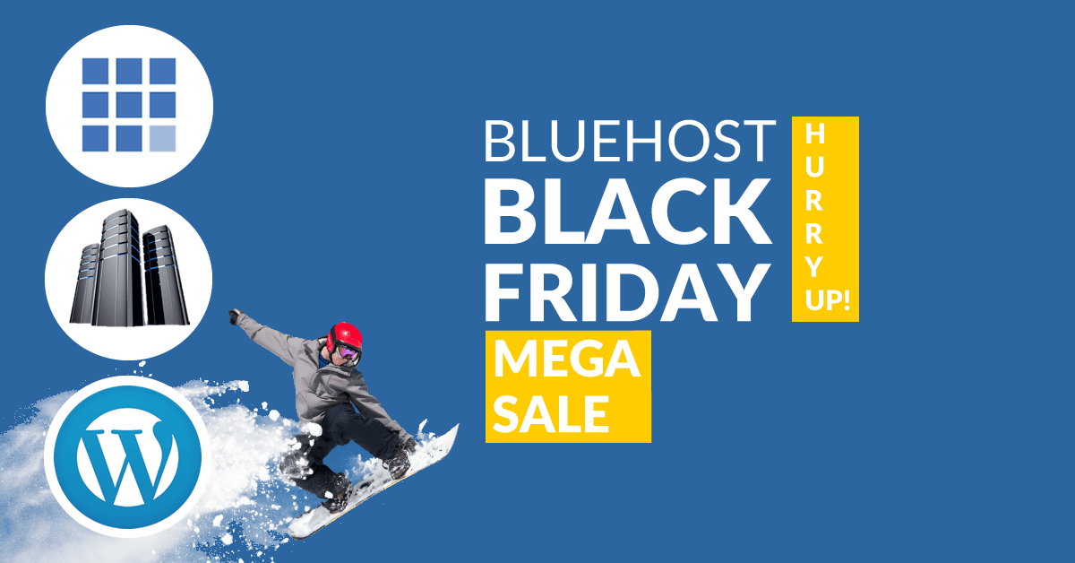 Black Friday BlueHost