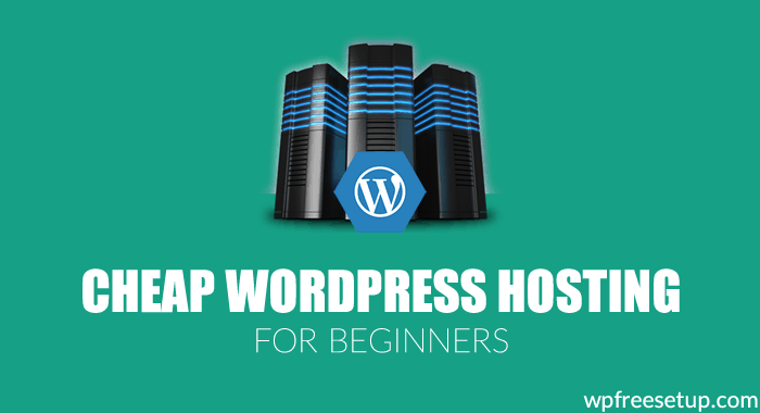 Cheap WordPress Hosting