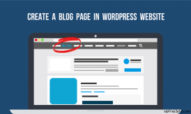 How To Create a Blog Page in WordPress Website?