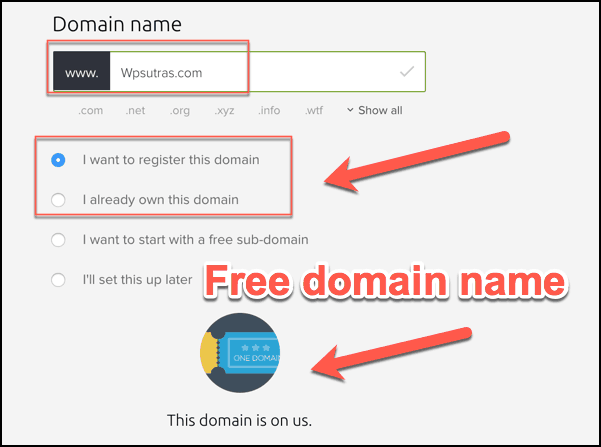 free-domain-from-dreamhost