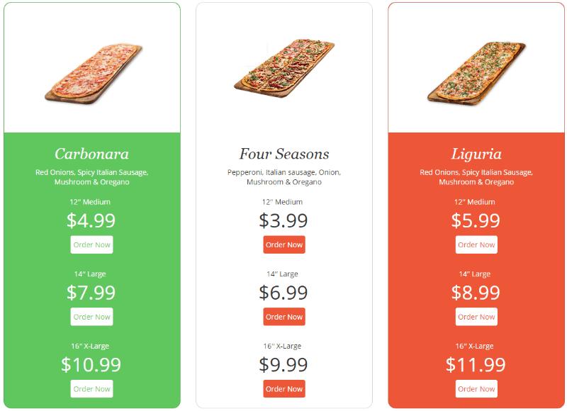 fiyatlandırma masa-supsystic-eklentisi