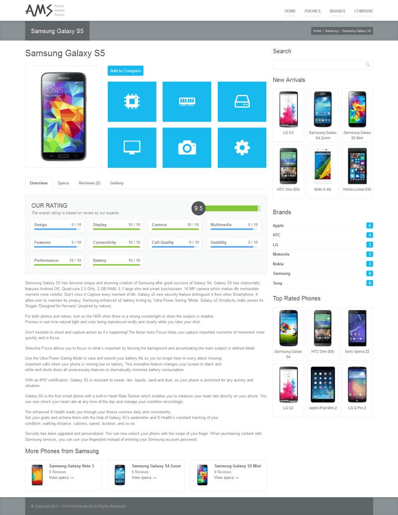 Gadget-review-karşılaştırma-eklentisi