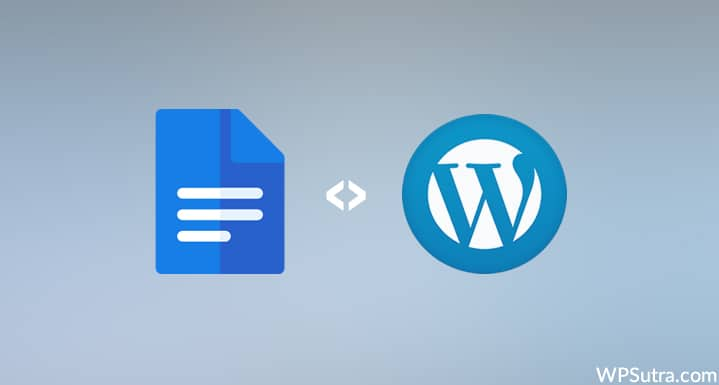 Embed Google Docs To WordPress Posts & Pages