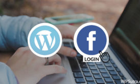 How To Add A Facebook Login Button To Any WordPress Website