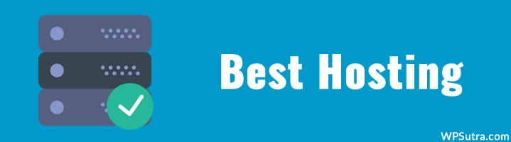 Best hosting for blog