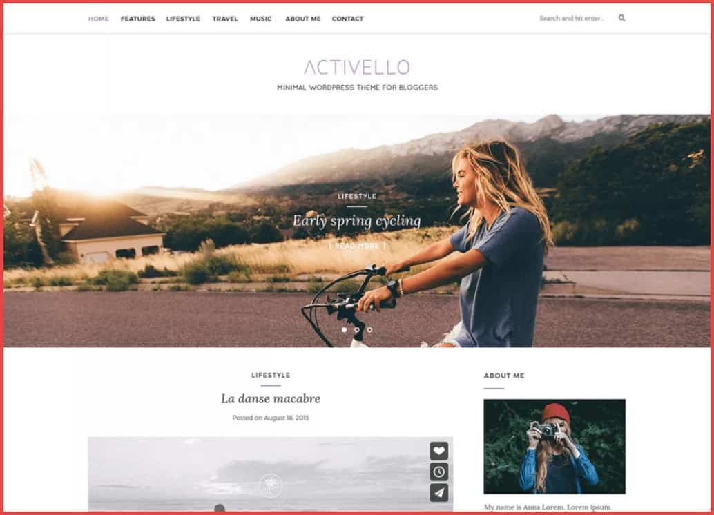 Activello-Lifestyle-theme