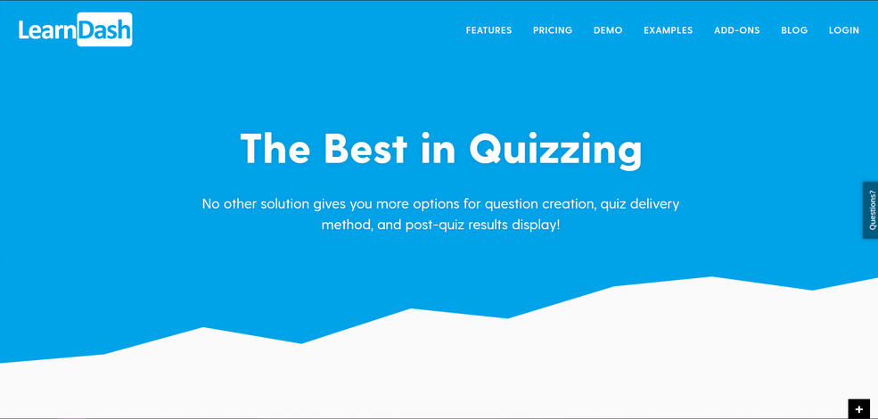 Learndash Quiz Builder Plugin For WordPress